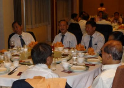 Newly Assigned Committee Members Dinner  <br>晚宴