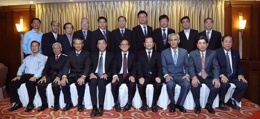 18th Executive Committee (2015 – 2016) 第18届董事会(2015 – 2016)就职典礼