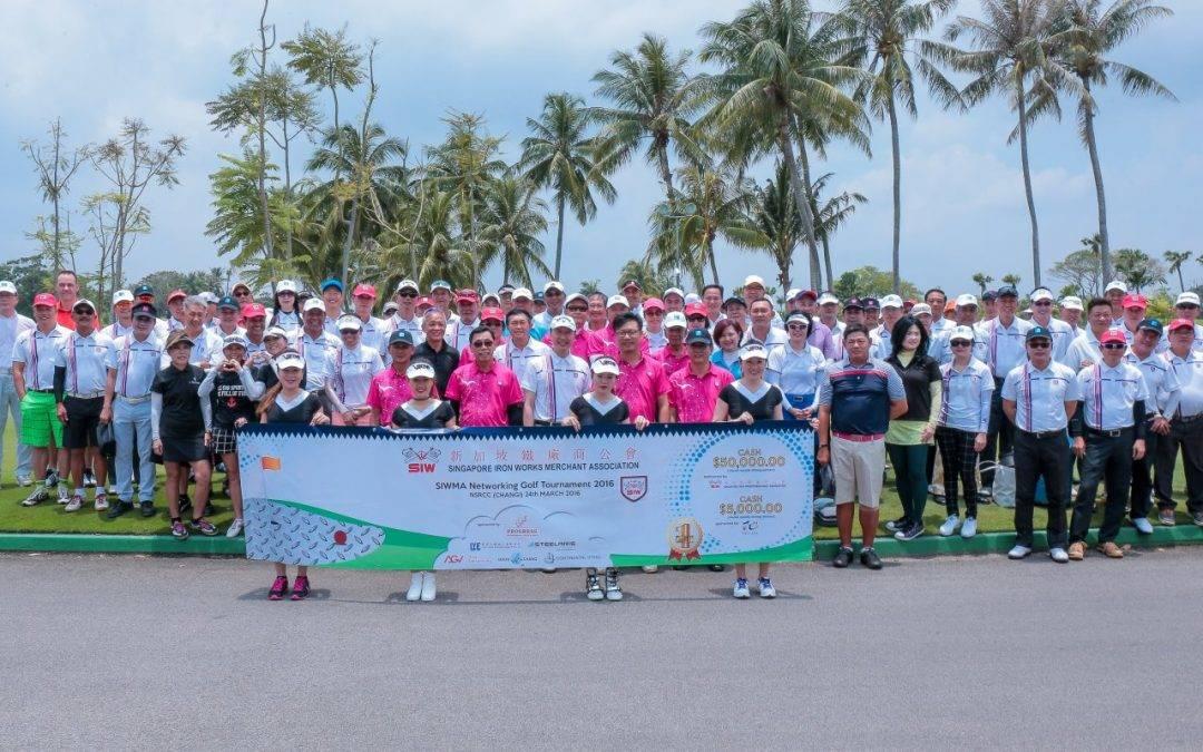 5th Golf Tournament 第五届SIWMA 高尔夫球联谊赛