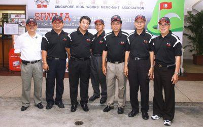 2nd Golf Tournament  第二届高尔夫球友谊赛