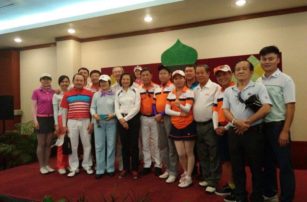 2015 Johor Golf Tournament 柔佛打高尔夫球