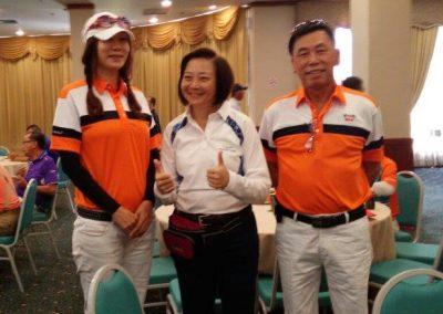 2015 Johor Golf Tournament