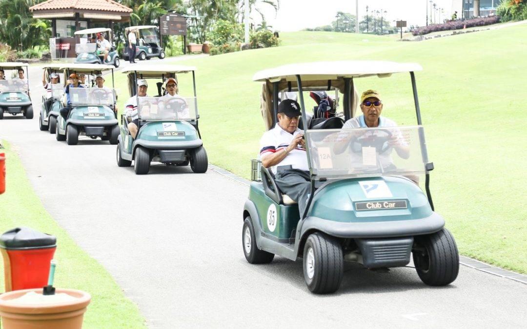 4th Golf Tournament  第四届SIWMA 高尔夫球联谊赛