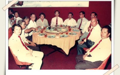 2th Anniversary Dinner (1983/1984) 庆祝2周年联欢宴会
