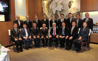 20th Executive Committee (2019 – 2020) 第20届董事会(2019 – 2020)就职典礼