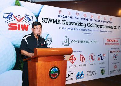 SIWMA 3rd Golf Tournament