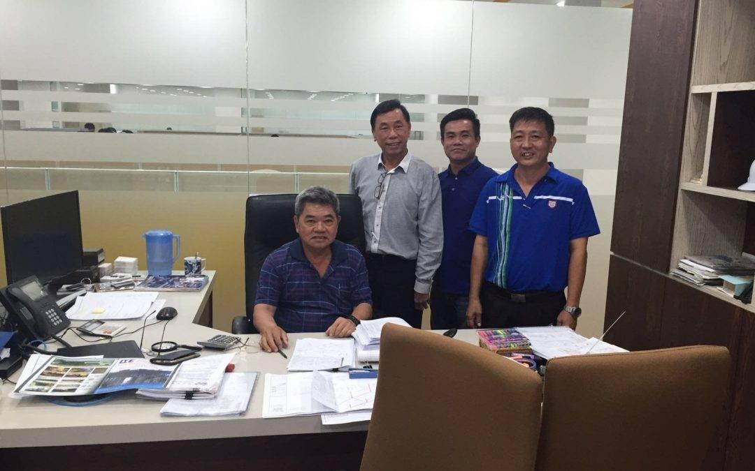 Kong Hwee Iron Works & Construction Pte Ltd光辉铁厂工程私人有限公司