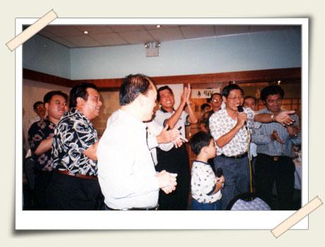Karaoke Session 唱歌活动