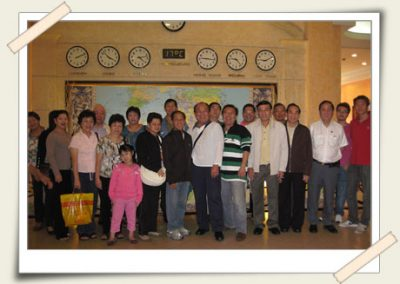 SIWMA Members and their Family<br>会员与家人